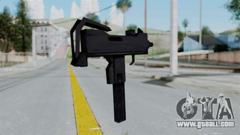 Vice City Ingram Mac 10 for GTA San Andreas second screenshot