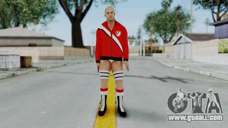 Ant Cesaro 2 for GTA San Andreas second screenshot