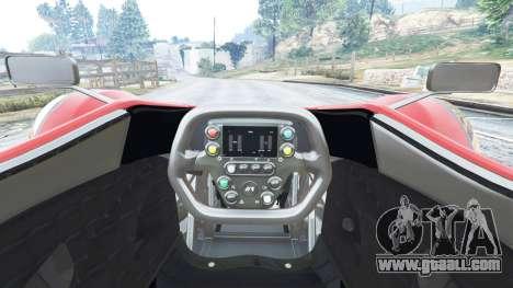 GTA 5 BAC Mono rear right side view