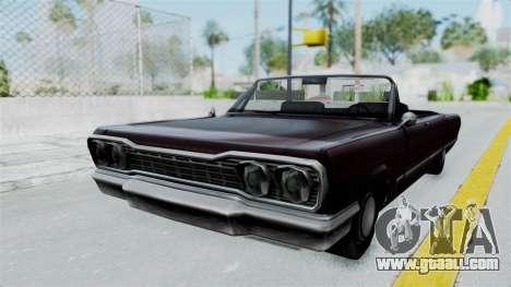 Augmented. for GTA San Andreas