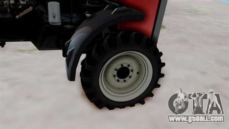 IMT Traktor for GTA San Andreas back left view