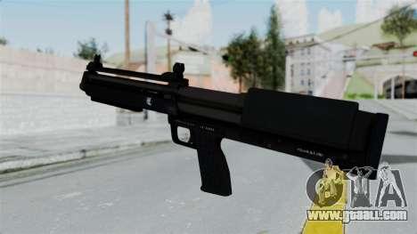 GTA 5 Bullpup Shotgun for GTA San Andreas second screenshot