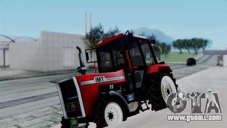 IMT Traktor for GTA San Andreas right view