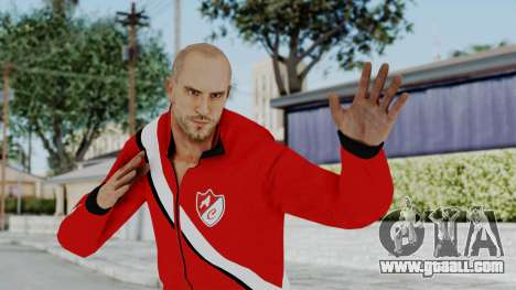 Ant Cesaro 2 for GTA San Andreas