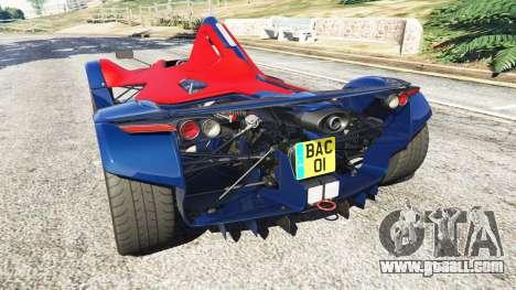 BAC Mono for GTA 5