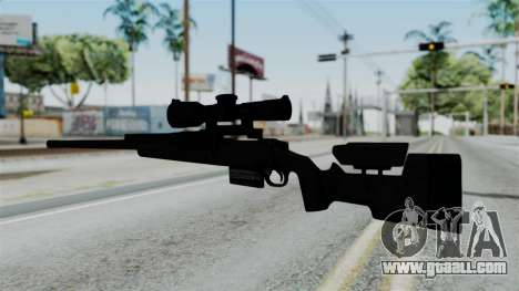 TAC-300 Sniper Rifle v2 for GTA San Andreas second screenshot