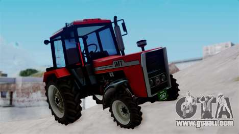 IMT Traktor for GTA San Andreas