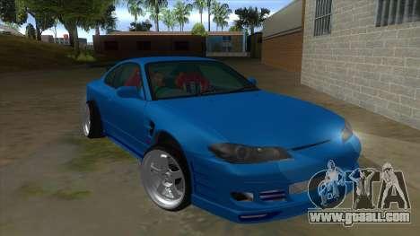 Nissan Silvia S15 326 Power for GTA San Andreas back view