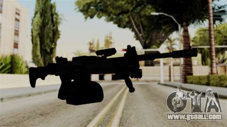 IMI Negev NG-7 Stanag Magazine for GTA San Andreas second screenshot
