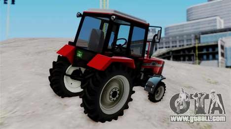 IMT Traktor for GTA San Andreas left view