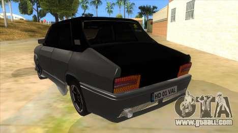Dacia 1310 Tunata for GTA San Andreas back left view