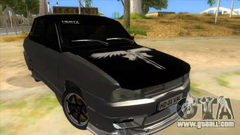 Dacia 1310 Tunata for GTA San Andreas right view