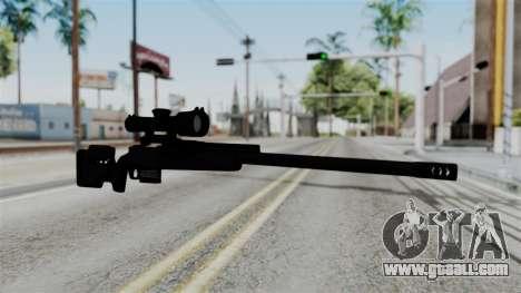 TAC-300 Sniper Rifle v2 for GTA San Andreas