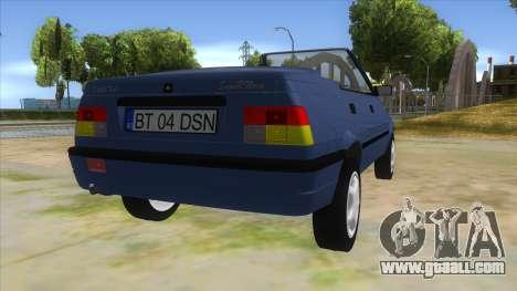 Dacia SuperNova for GTA San Andreas right view