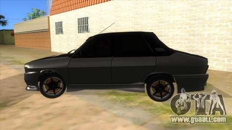 Dacia 1310 Tunata for GTA San Andreas left view