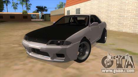 Nissan Skyline R32 Drag for GTA San Andreas