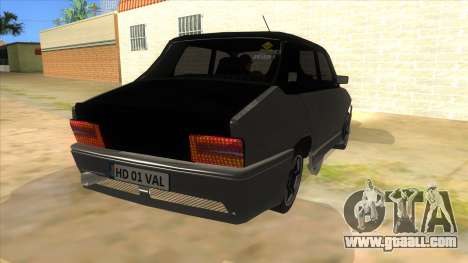 Dacia 1310 Tunata for GTA San Andreas back view