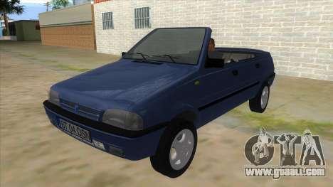 Dacia SuperNova for GTA San Andreas