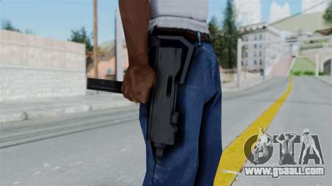 Vice City Ingram Mac 10 for GTA San Andreas third screenshot