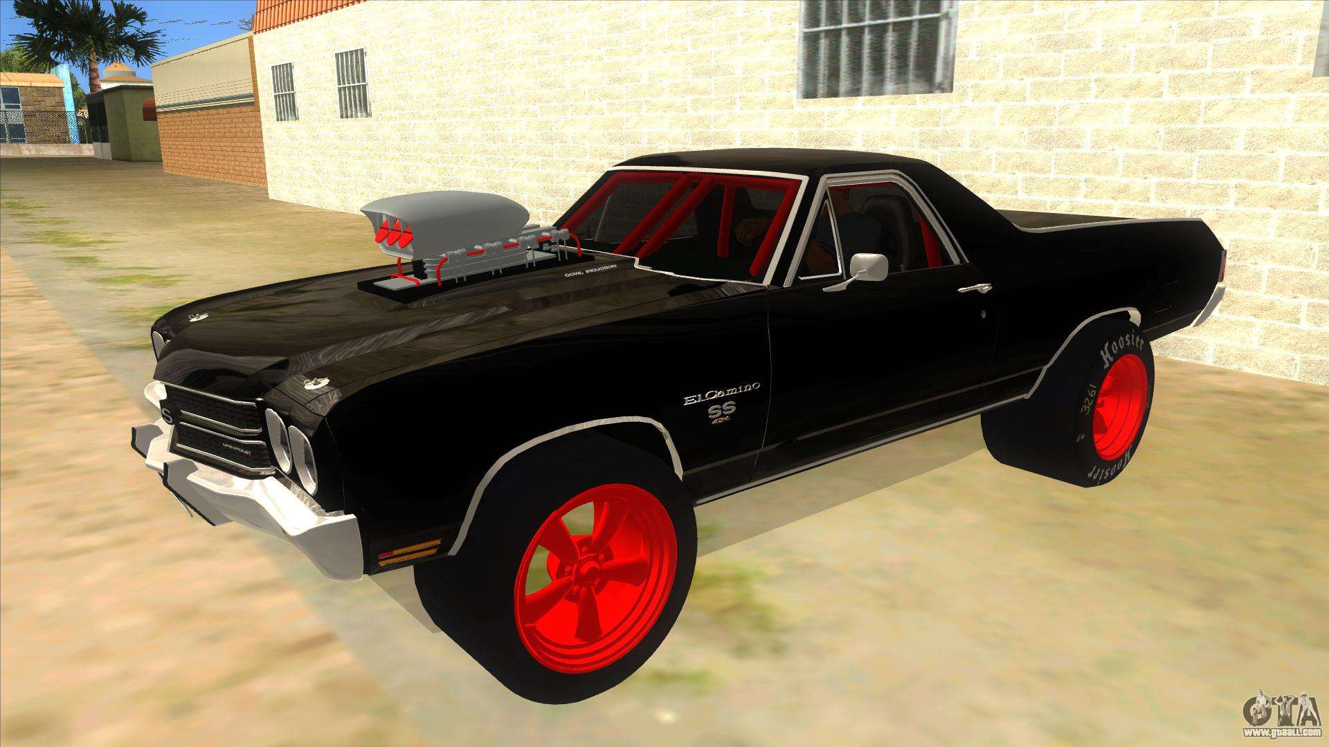 Chevrolet El Camino for GTA San Andreas