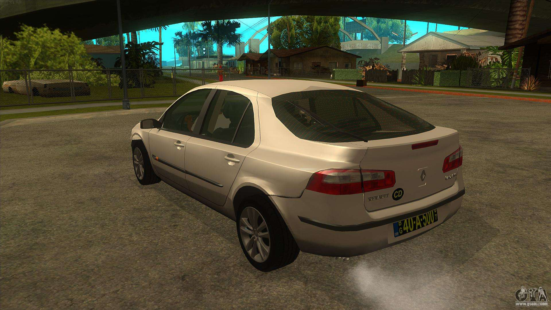 renault laguna mk2 diplomatsko kola for gta san andreas. Black Bedroom Furniture Sets. Home Design Ideas