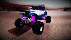 GTA 5 Albany Roosevelt Monster Truck for GTA San Andreas