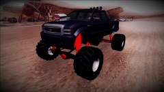 GTA 5 Vapid Sadler Monster Truck for GTA San Andreas
