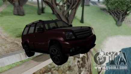 GTA 5 Albany Cavalcade v1 for GTA San Andreas