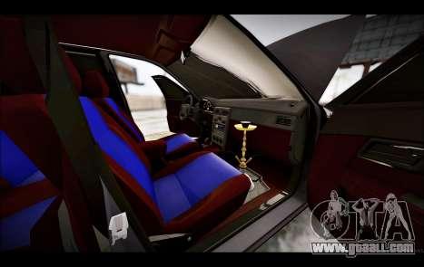 Lada Priora Bpan Version for GTA San Andreas side view