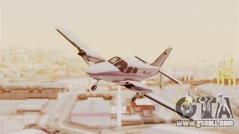 Piper Seneca II for GTA San Andreas
