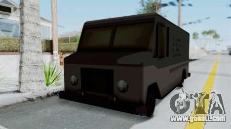 Boxville from Manhunt for GTA San Andreas