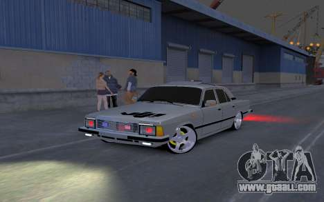 GAZ 3102 for GTA 4