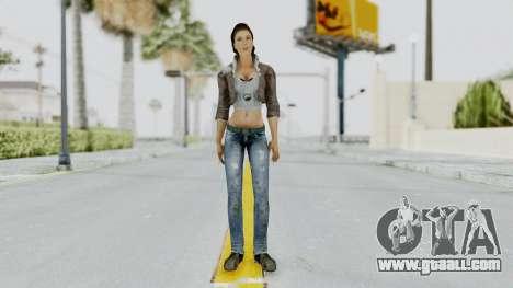 Half Life 2 - Alyx FakeFactory Model for GTA San Andreas second screenshot