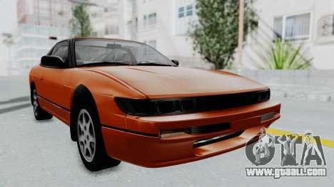 Nissan Sileighty - Stock for GTA San Andreas