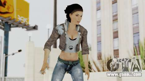Half Life 2 - Alyx FakeFactory Model for GTA San Andreas