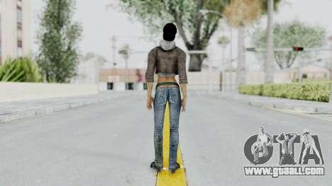Half Life 2 - Alyx FakeFactory Model for GTA San Andreas third screenshot