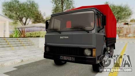 Zastava 640 for GTA San Andreas