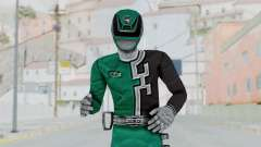 Power Rangers S.P.D - Green
