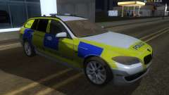 Jersey Police BMW 530d Touring