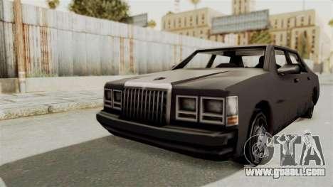 Beta VC Washington for GTA San Andreas