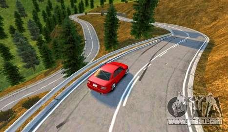 Kagarasan Track for GTA 4 second screenshot