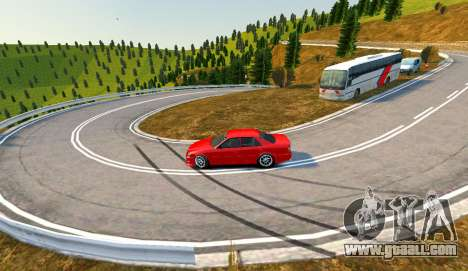 Kagarasan Track for GTA 4 forth screenshot