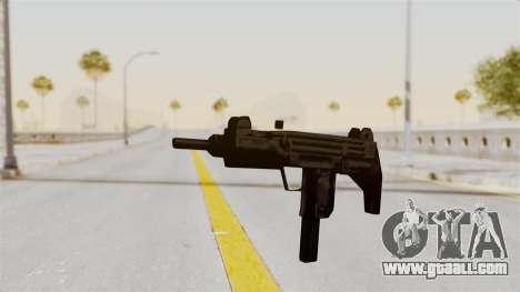 Liberty City Stories Uzi for GTA San Andreas second screenshot