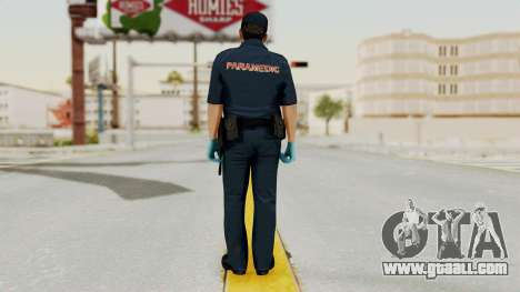 GTA 5 Paramedic LV for GTA San Andreas third screenshot