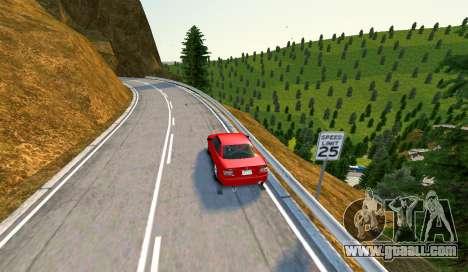 Kagarasan Track for GTA 4 fifth screenshot