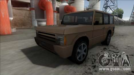 New Huntley for GTA San Andreas