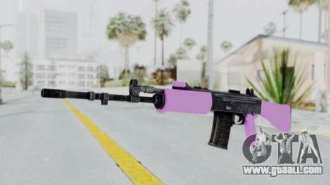 IOFB INSAS Light Pink for GTA San Andreas