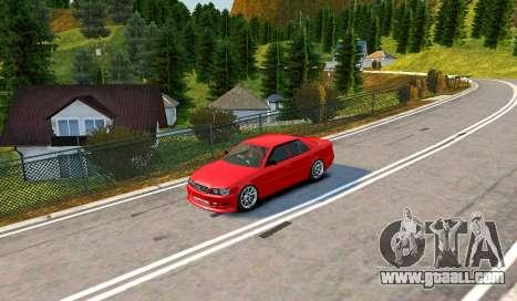 Kagarasan Track for GTA 4 third screenshot