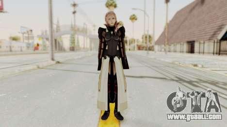 LRFFXIII Lightning Equilibrium Garb v2 for GTA San Andreas second screenshot
