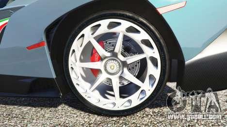 GTA 5 Lamborghini Veneno 2013 front right side view